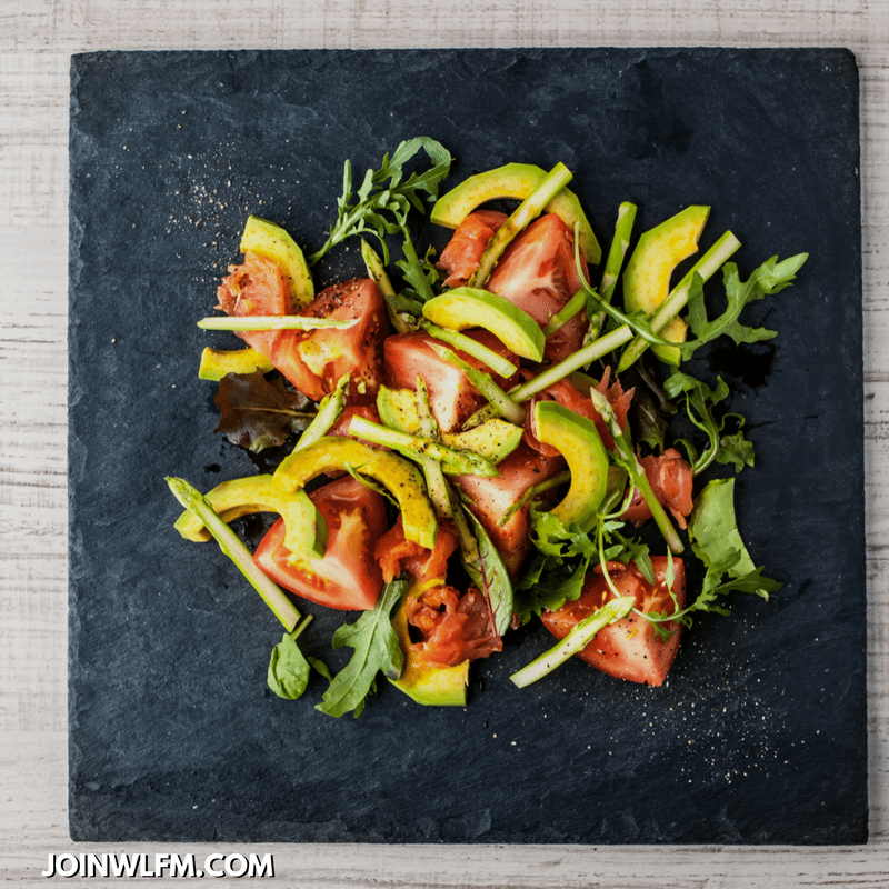 Ketogenic meals can be deliciously filling...