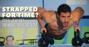no time then tabata training is for you
